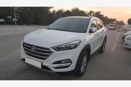 Kiralık Hyundai Tucson 2016 , Kocaeli İzmit