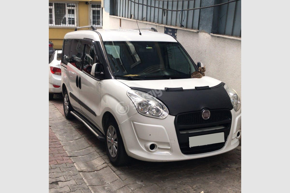 Fiat Doblo Kağıthane Kiralık Araç 5. Fotoğraf