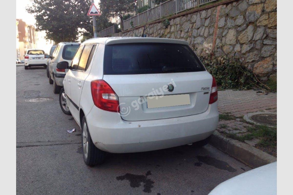Skoda Fabia Pendik Kiralık Araç 7. Fotoğraf