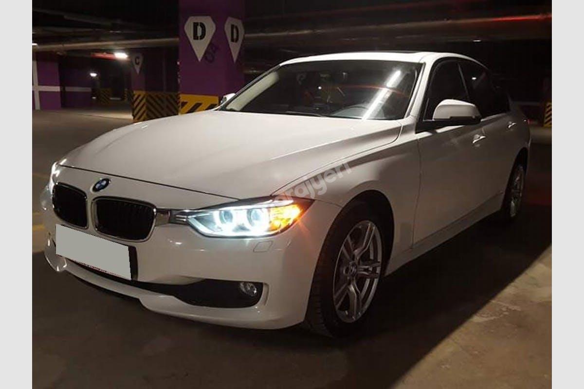 BMW 3 Ataşehir Kiralık Araç 3. Fotoğraf