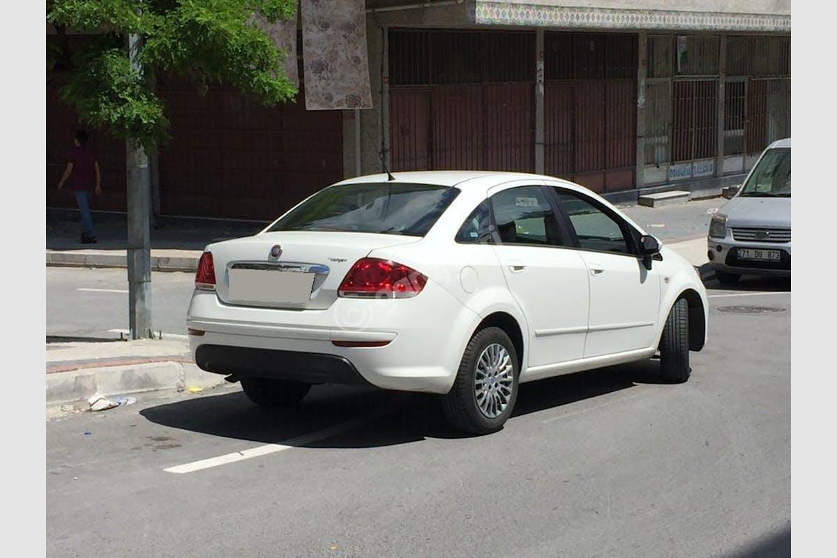 Fiat Linea Gaziosmanpaşa Kiralık Araç 1. Fotoğraf