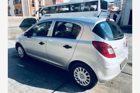 Kiralık Opel Corsa , Mersin Toroslar