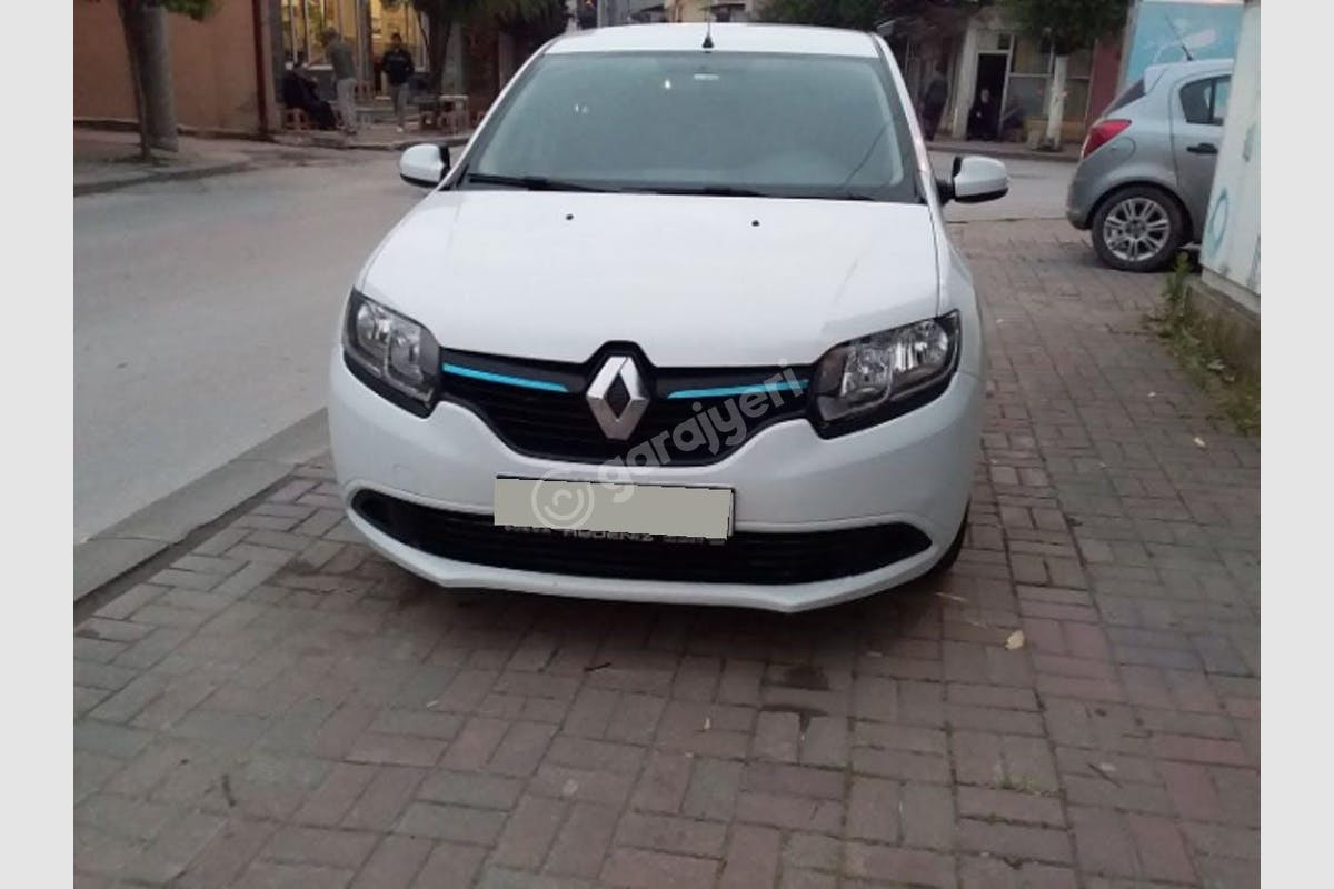 Renault Symbol Erenler Kiralık Araç 1. Fotoğraf