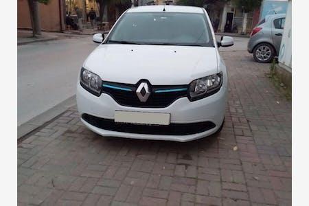 Kiralık Renault Symbol 2015 , Sakarya Erenler