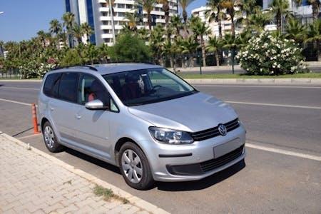 Kiralık Volkswagen Touran , Antalya Muratpaşa