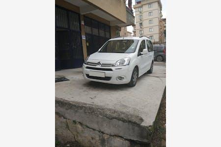 Kiralık Citroën Berlingo 2015 , İstanbul Maltepe
