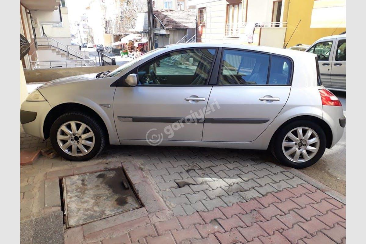 Renault Megane Maltepe Kiralık Araç 1. Fotoğraf