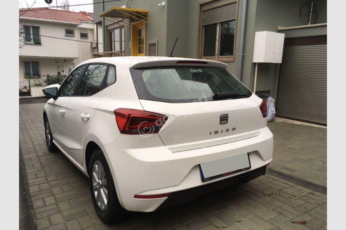 Seat Ibiza Sarıyer Kiralık Araç 4. Fotoğraf