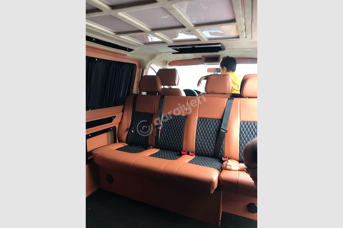 Volkswagen Transporter Üsküdar Kiralık Araç 6. Fotoğraf