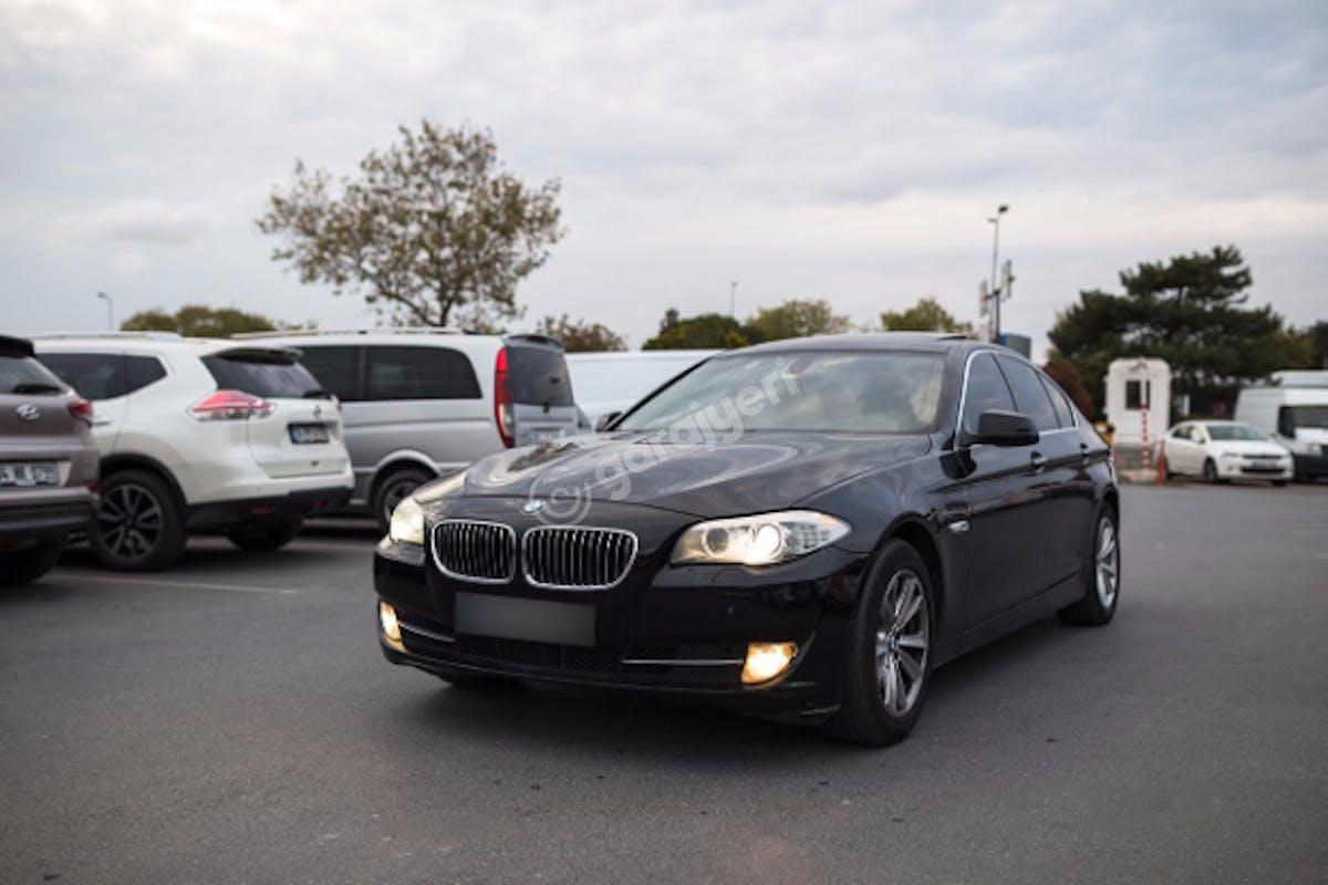 BMW 5 Kağıthane Kiralık Araç 1. Fotoğraf