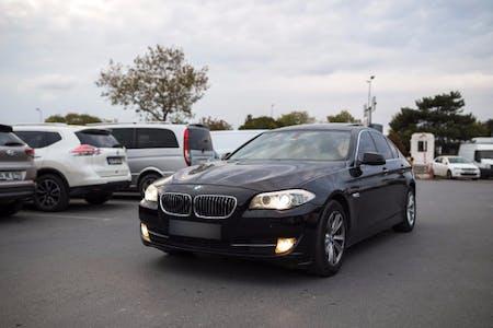 Kiralık BMW 5 , Balıkesir Edremit