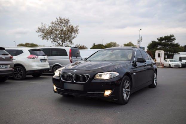 BMW 5 Kiralık Araç
