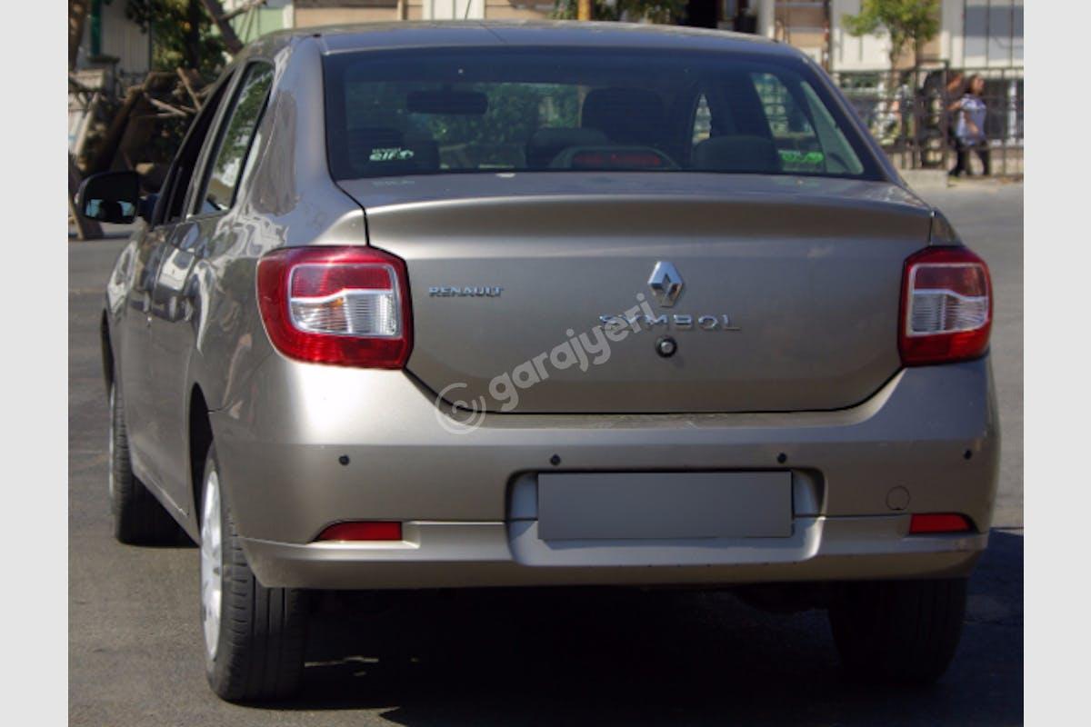 Renault Symbol Şişli Kiralık Araç 3. Fotoğraf
