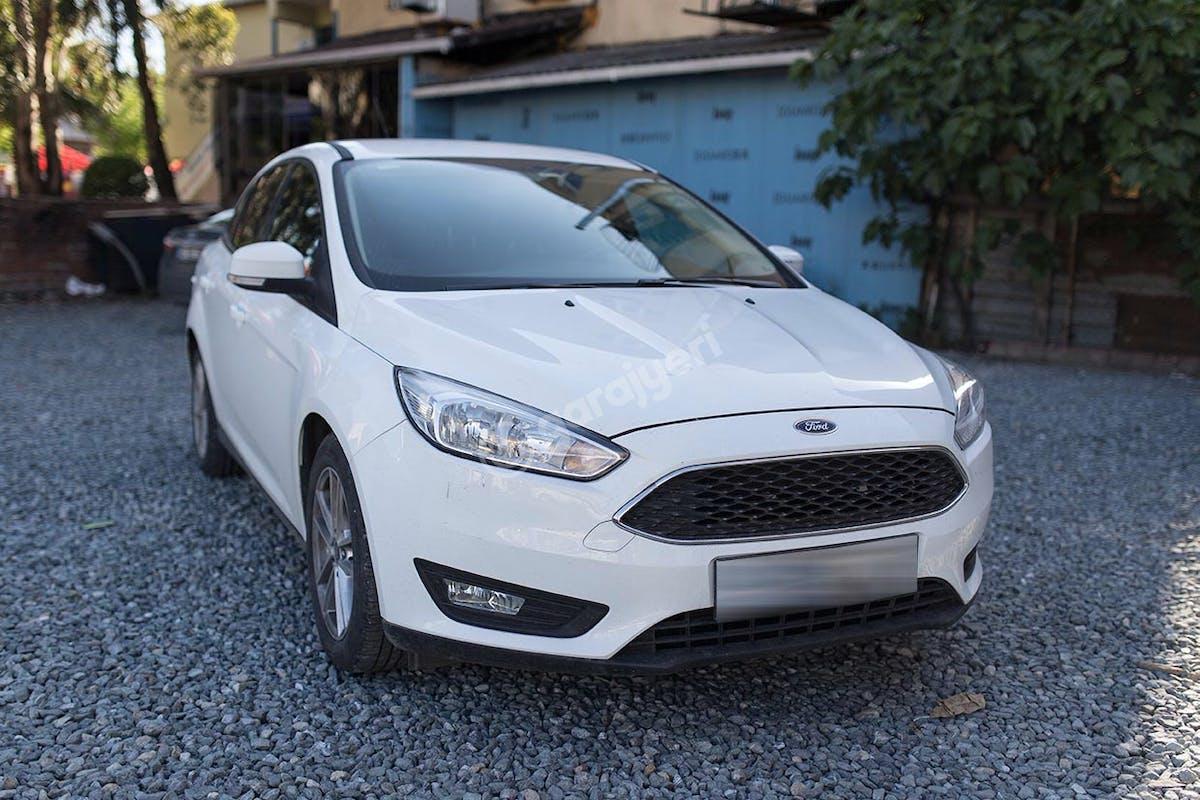 Ford Focus Ümraniye Kiralık Araç 3. Fotoğraf