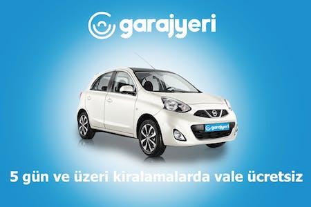 Kiralık Nissan Micra 2017 , İstanbul Pendik