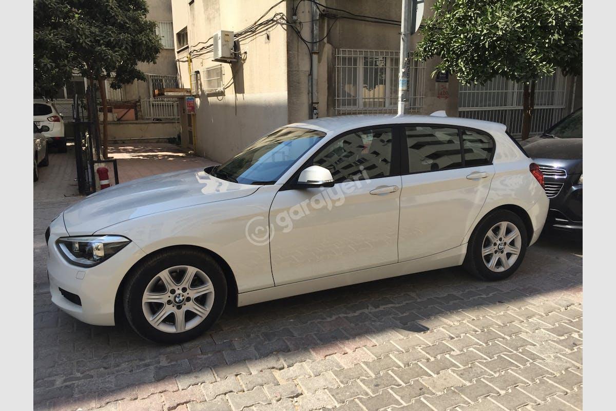 BMW 1 Konak Kiralık Araç 3. Fotoğraf