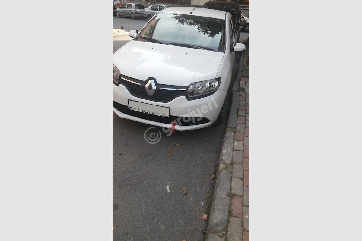 Renault Clio Küçükçekmece Kiralık Araç 2. Fotoğraf