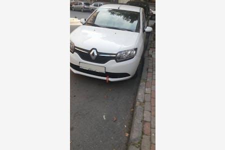 Kiralık Renault Clio 2015 , İstanbul Küçükçekmece