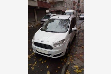 Kiralık Ford Courier 2016 , İstanbul Bağcılar