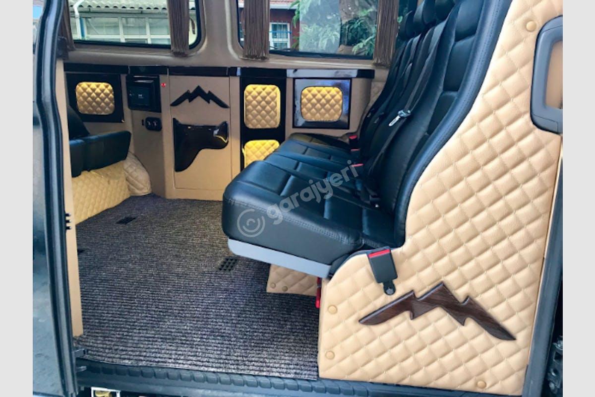 Ford Tourneo Custom Ümraniye Kiralık Araç 10. Fotoğraf