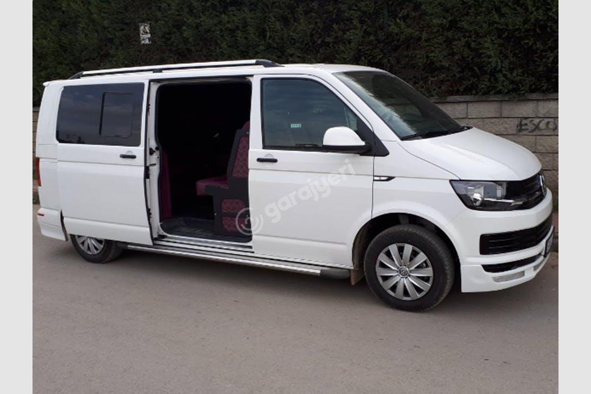 Volkswagen Transporter Kartal Kiralık Araç 5. Fotoğraf