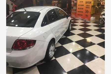 Kiralık Fiat Linea 2018 , İstanbul Gaziosmanpaşa
