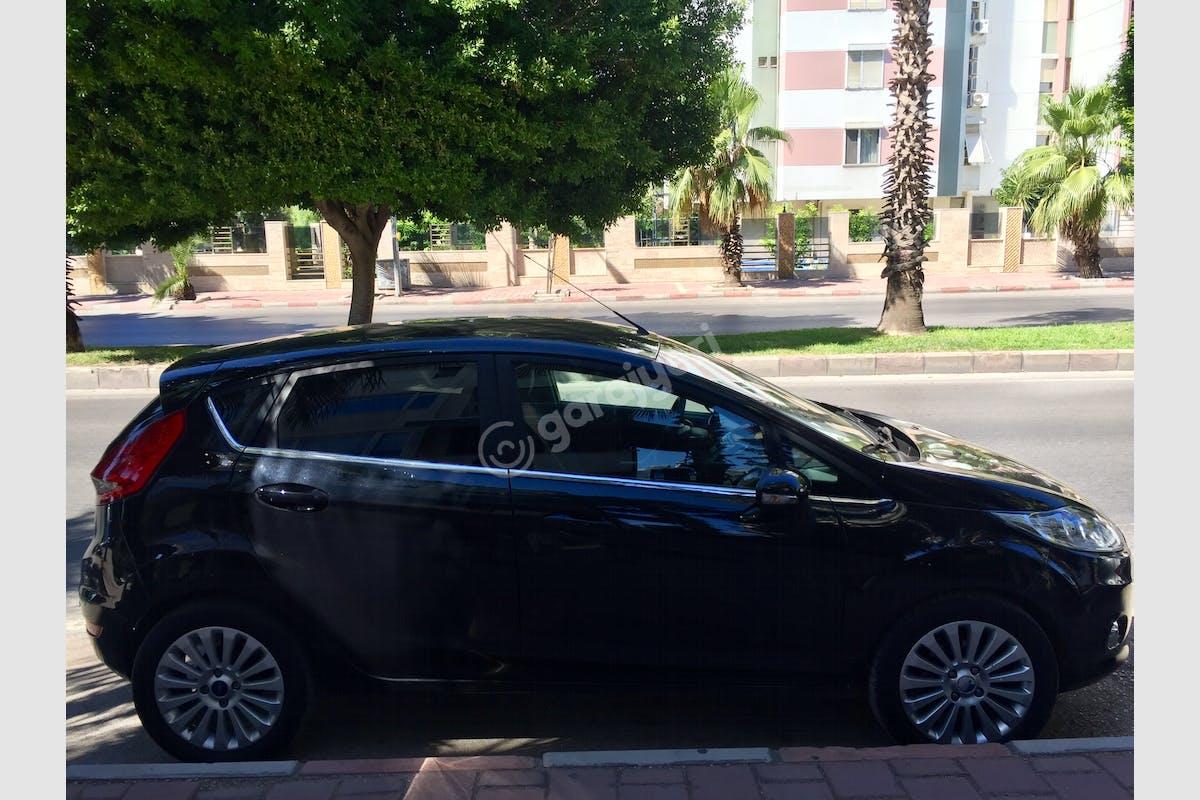 Ford Fiesta Muratpaşa Kiralık Araç 2. Fotoğraf