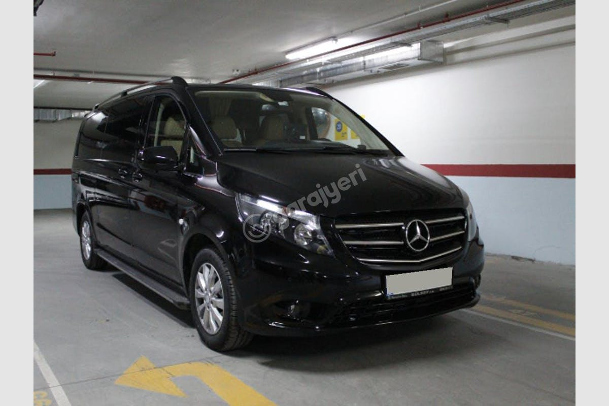 Mercedes - Benz Vito Şişli Kiralık Araç 3. Fotoğraf