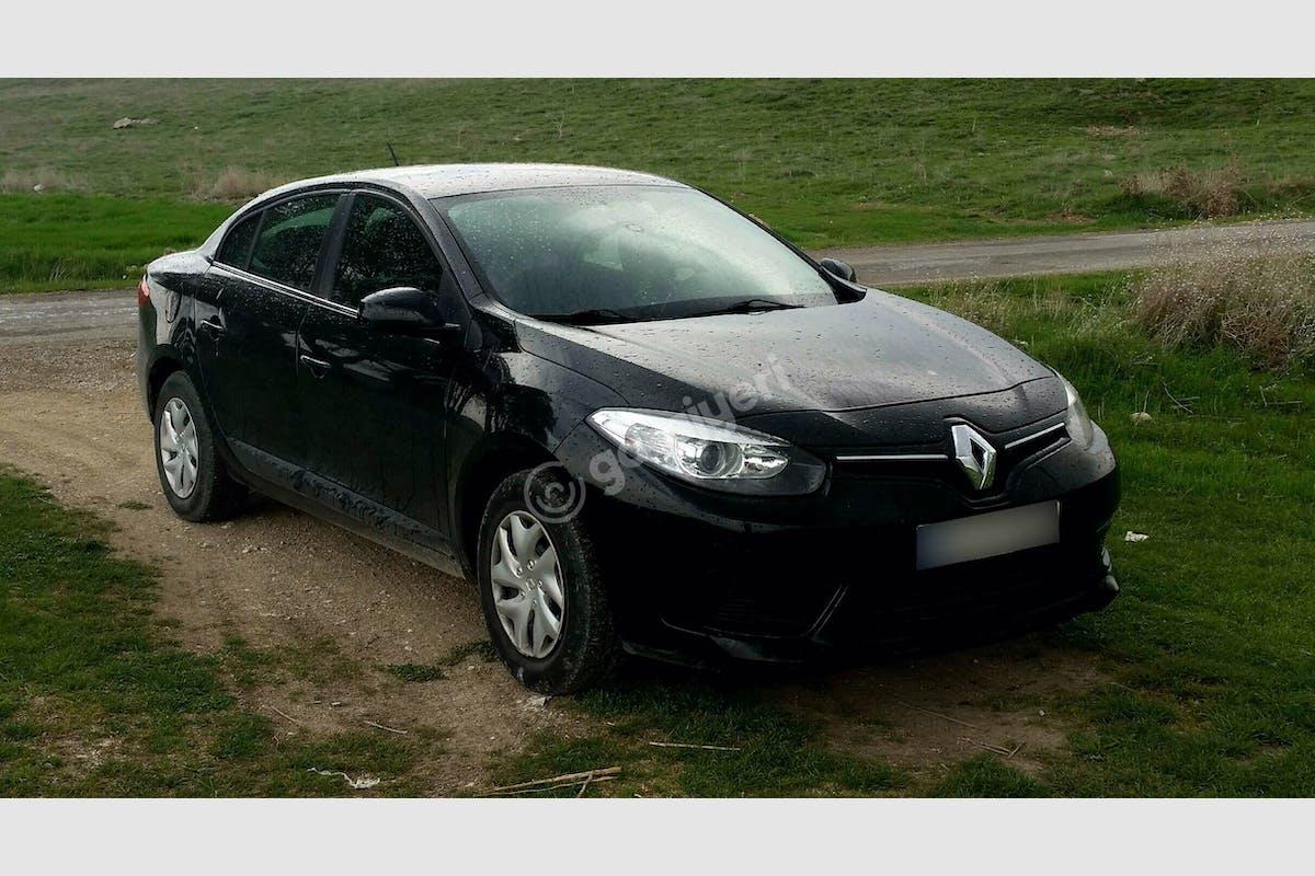 Renault Fluence Küçükçekmece Kiralık Araç 1. Fotoğraf