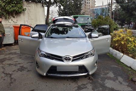 Kiralık Toyota Auris , İstanbul Ataşehir