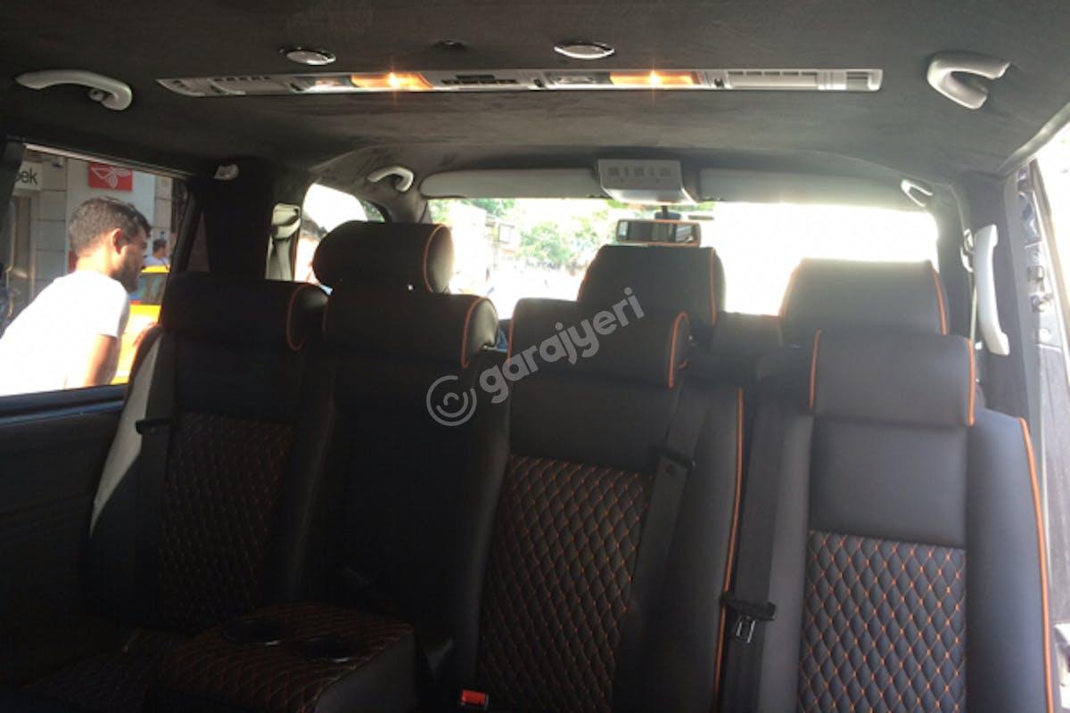 Volkswagen Caravelle Bakırköy Kiralık Araç 3. Fotoğraf