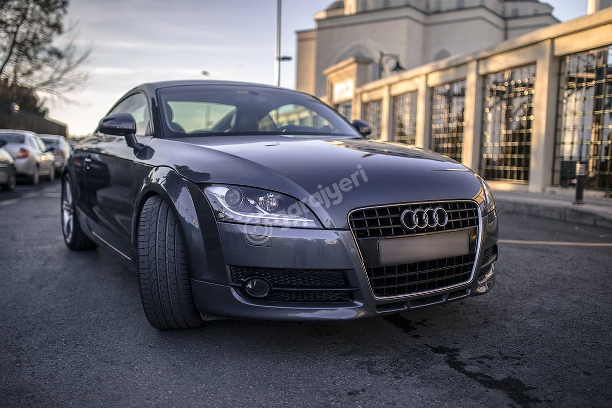 Audi TT Üsküdar Kiralık Araç 3. Fotoğraf