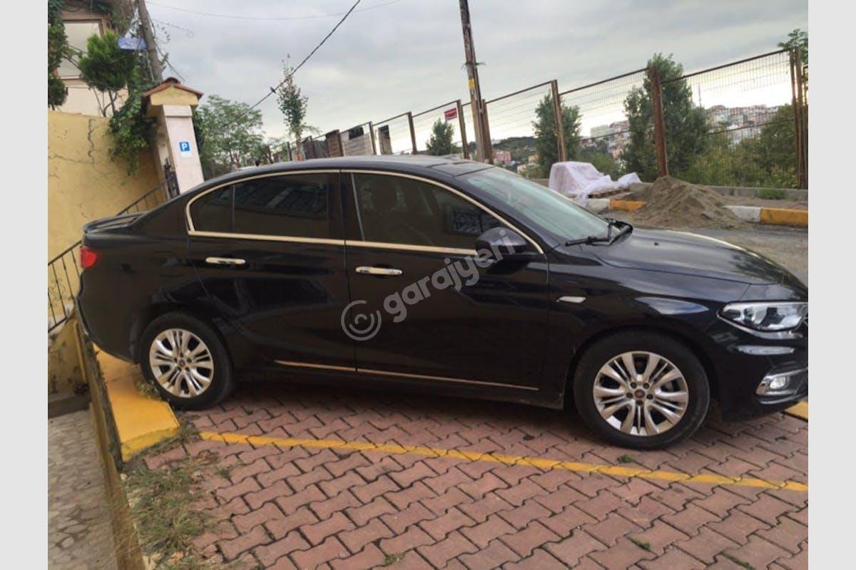 Fiat Egea Beyoğlu Kiralık Araç 4. Fotoğraf