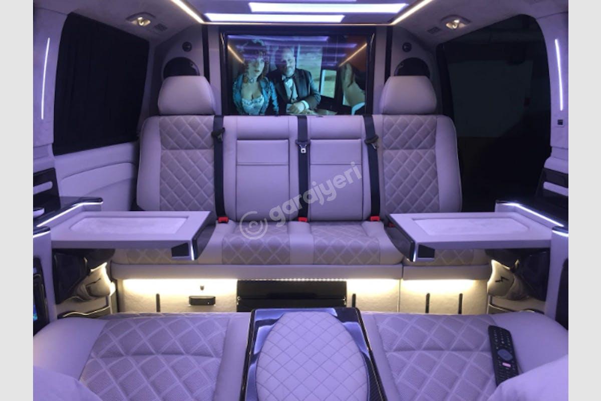 Mercedes - Benz Vito Bakırköy Kiralık Araç 5. Fotoğraf
