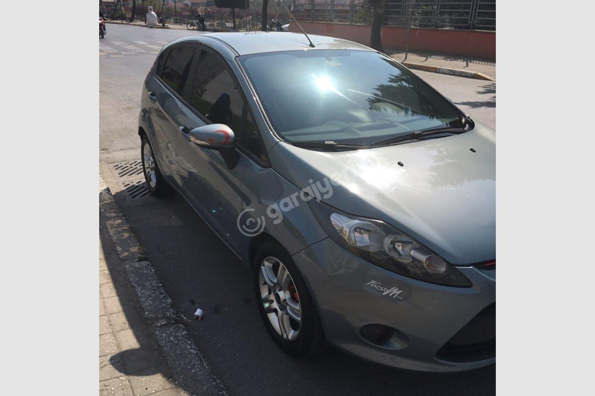 Ford Fiesta Bağcılar Kiralık Araç 1. Fotoğraf