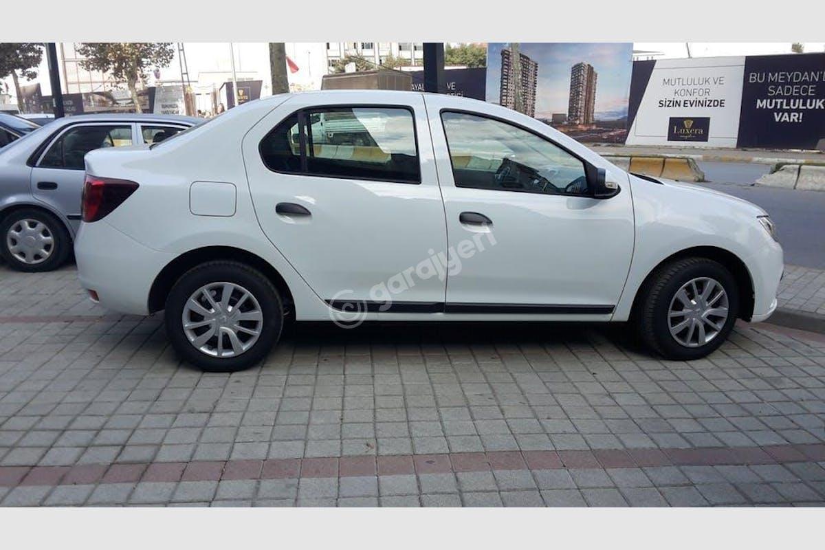Renault Symbol Bağcılar Kiralık Araç 1. Fotoğraf