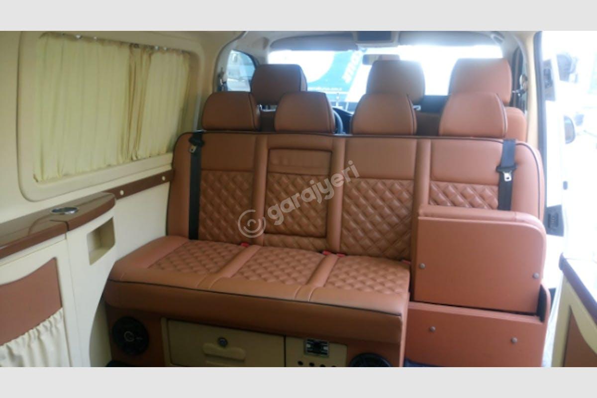 Volkswagen Transporter Tuzla Kiralık Araç 4. Fotoğraf