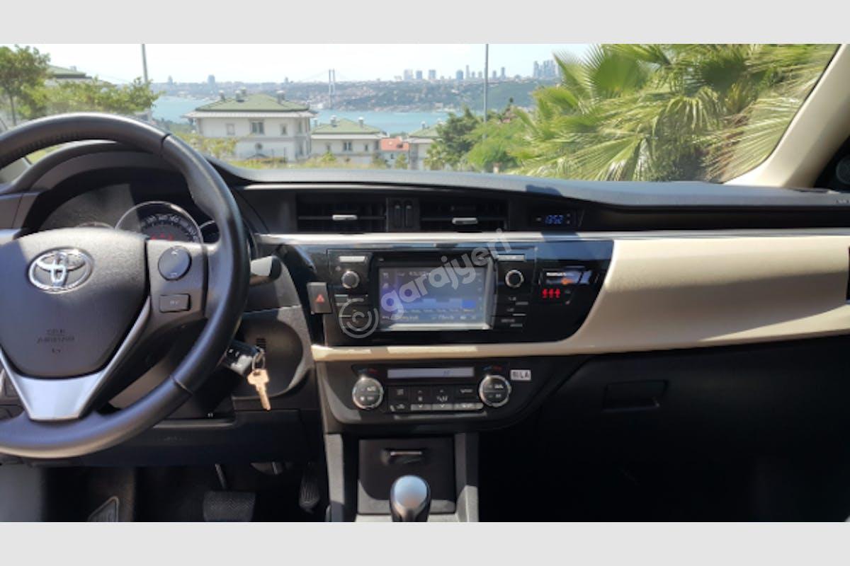 Toyota Corolla Üsküdar Kiralık Araç 2. Fotoğraf