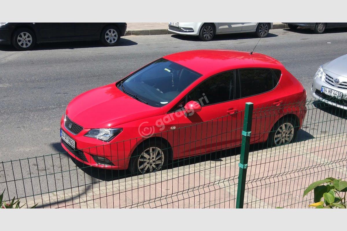 Seat Ibiza Bayrampaşa Kiralık Araç 3. Fotoğraf