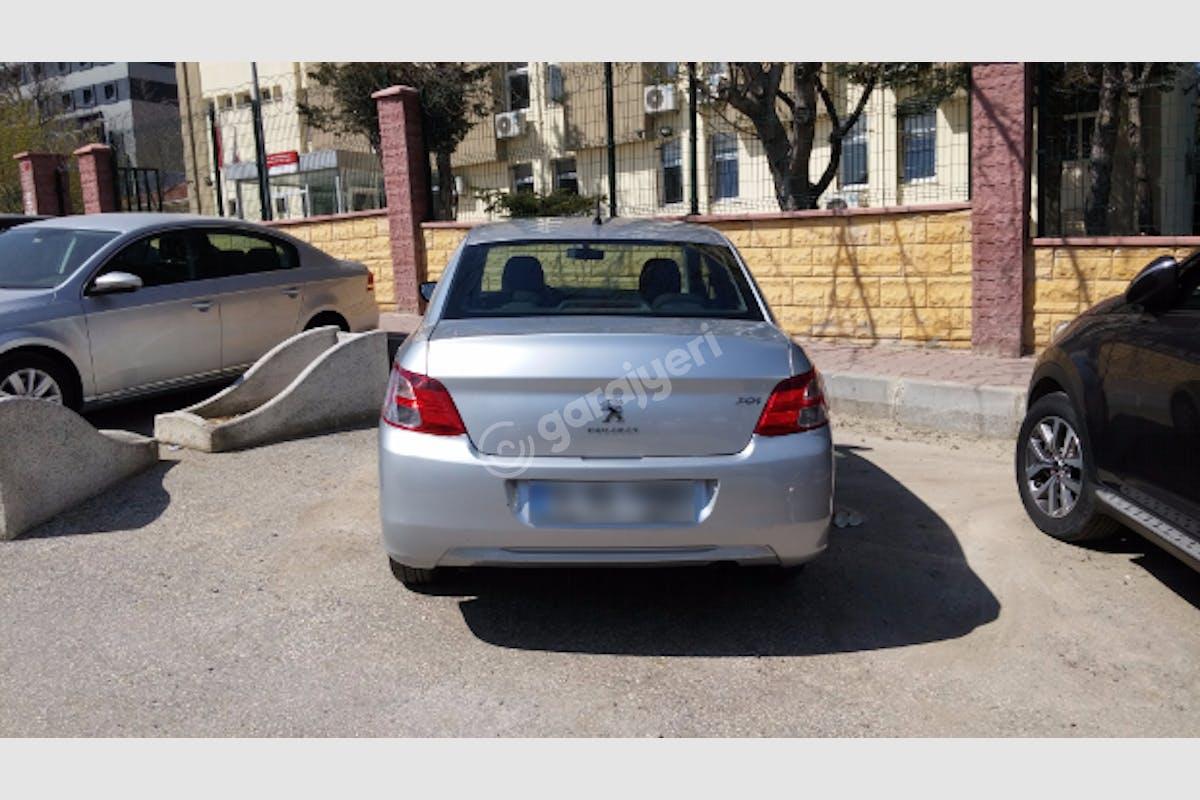 Peugeot 301 Bahçelievler Kiralık Araç 4. Fotoğraf