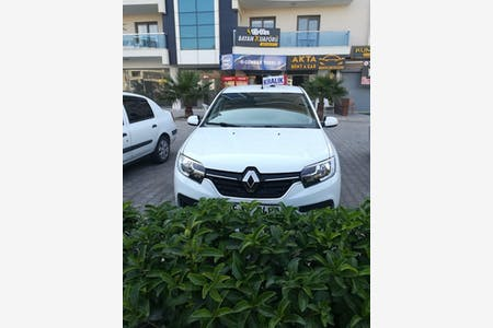 Kiralık Renault Symbol 2017 , İzmir Konak