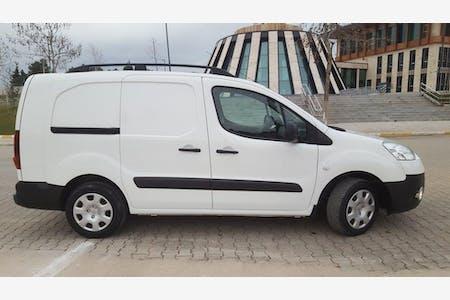 Kiralık Peugeot Partner 2015 , Kocaeli Başiskele