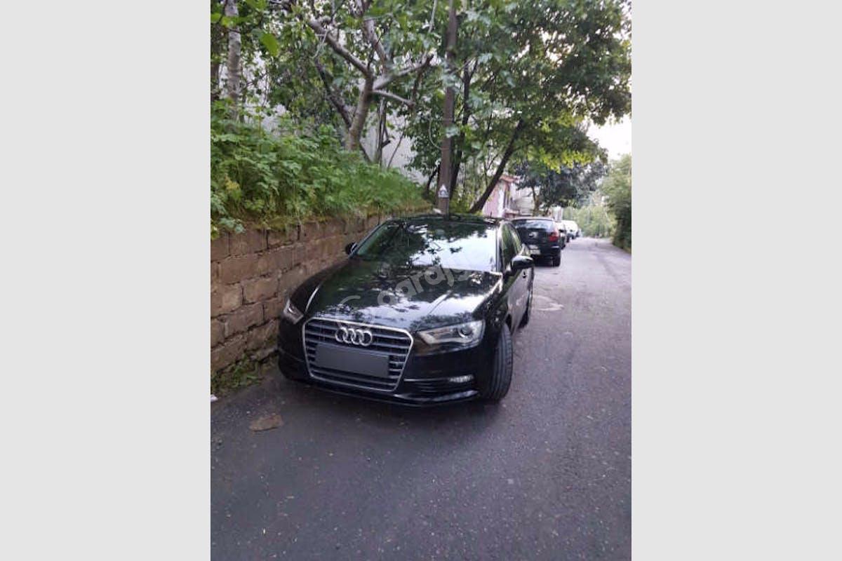 Audi A3 Sedan Şişli Kiralık Araç 1. Fotoğraf