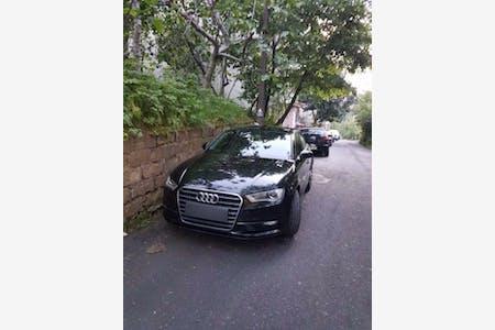 Kiralık Audi A3 Sedan , İstanbul Şişli