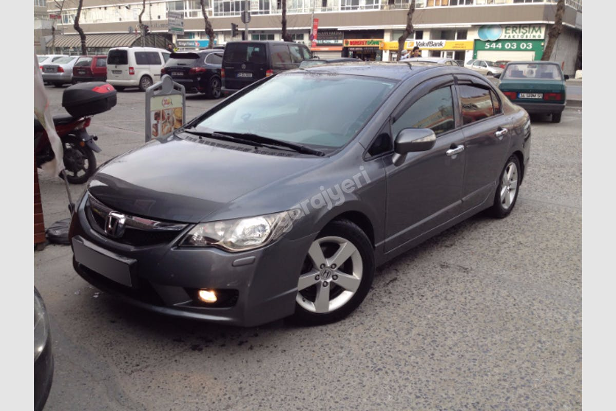 Honda Civic Bayrampaşa Kiralık Araç 1. Fotoğraf