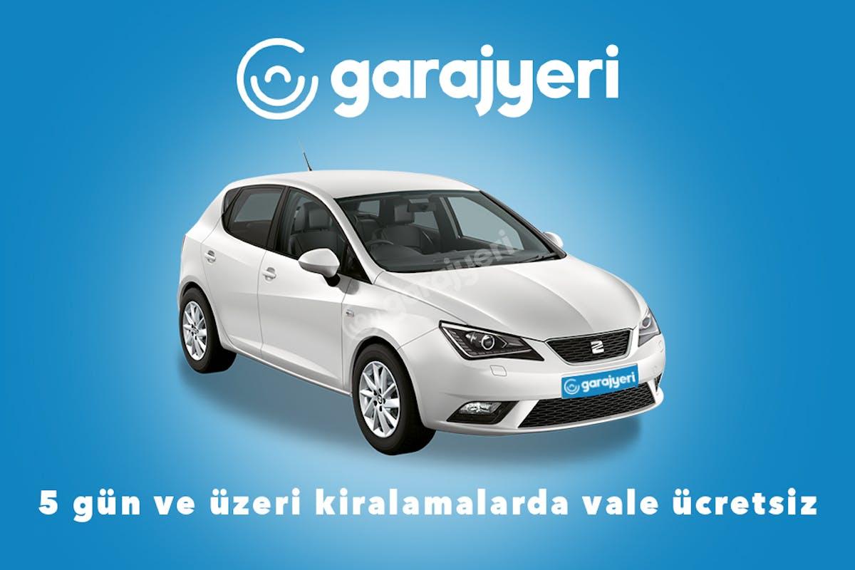 Seat Ibiza Sarıyer Kiralık Araç 1. Fotoğraf