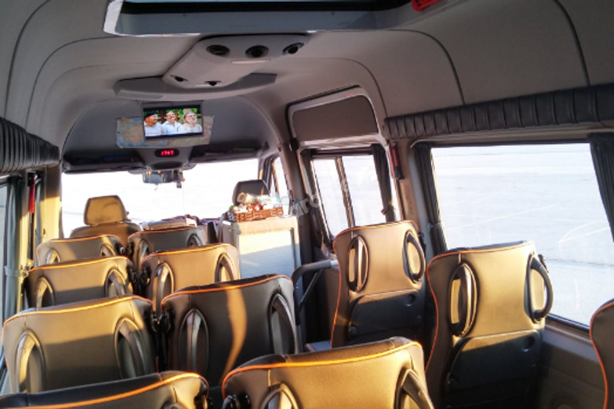 Volkswagen Crafter Şişli Kiralık Araç 7. Fotoğraf
