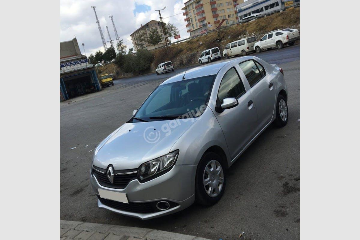 Renault Symbol Tatvan Kiralık Araç 1. Fotoğraf