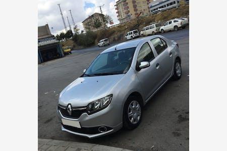 Kiralık Renault Symbol 2014 , Bitlis Tatvan
