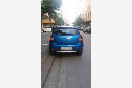 Kiralık Dacia Sandero Stepway 2015 , İstanbul Zeytinburnu